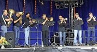 """""""desBrasstscho"""" und """"JMS Drumline"""" bieten Musikerlebnis in Schluchsee"""