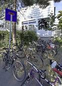 T�nzer parken, wo es st�rt