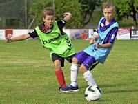 SC Freiburg veranstaltet Fu�ballturnier f�r Grundsch�ler