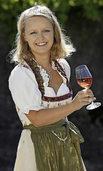 Martin Wangler und Weinprinzessin als G�ste