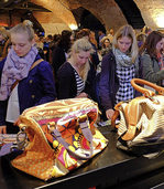 """Am Samstag ist """"Frollein Flohmarkt"""" im Weinschl�ssle und im Jazzhaus"""