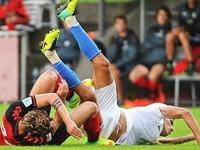 SC Freiburg schl�gt �aykur Rizespor in Schruns mit 2:1