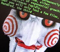Die Kriminalit�t im Netz w�chst