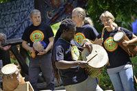 Trommelschule Afrikaba in Emmendingen
