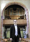 Kirchenmusiker Marius Mack verl�sst das Markgr�flerland und wechselt als Bezirkskantor nach Villingen
