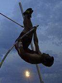 Am Nachtmeeting des TV Rheinfelden nimmt auch ein Olympia-Starter teil