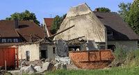 Bauernhof im Herzen H�fingens wird abgerissen - hier entstehen jetzt Wohnh�user