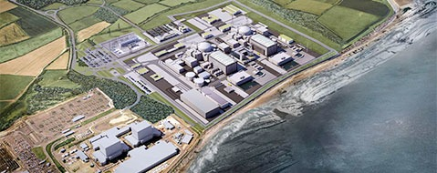 Kernkraft: EdF geht Mega-Projekt in England an