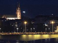 Bundesfeier in Basel: Polizei will mehr Pr�senz zeigen