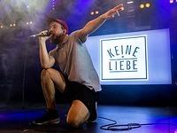 Fotos: Das Konzert von Prinz Pi auf dem ZMF in Freiburg
