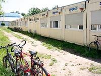 Lahr: Containersiedlung f�r Fl�chtlinge wird fr�her aufgel�st
