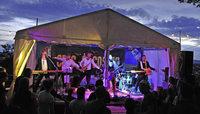 F�nf Tage insgesamt wird auf dem Schlossberg mit viel Musik gefeiert