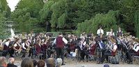 Die Stadtkapelle Hanauer Musikverein spielt Bekanntes aus Rock, Pop und Operette