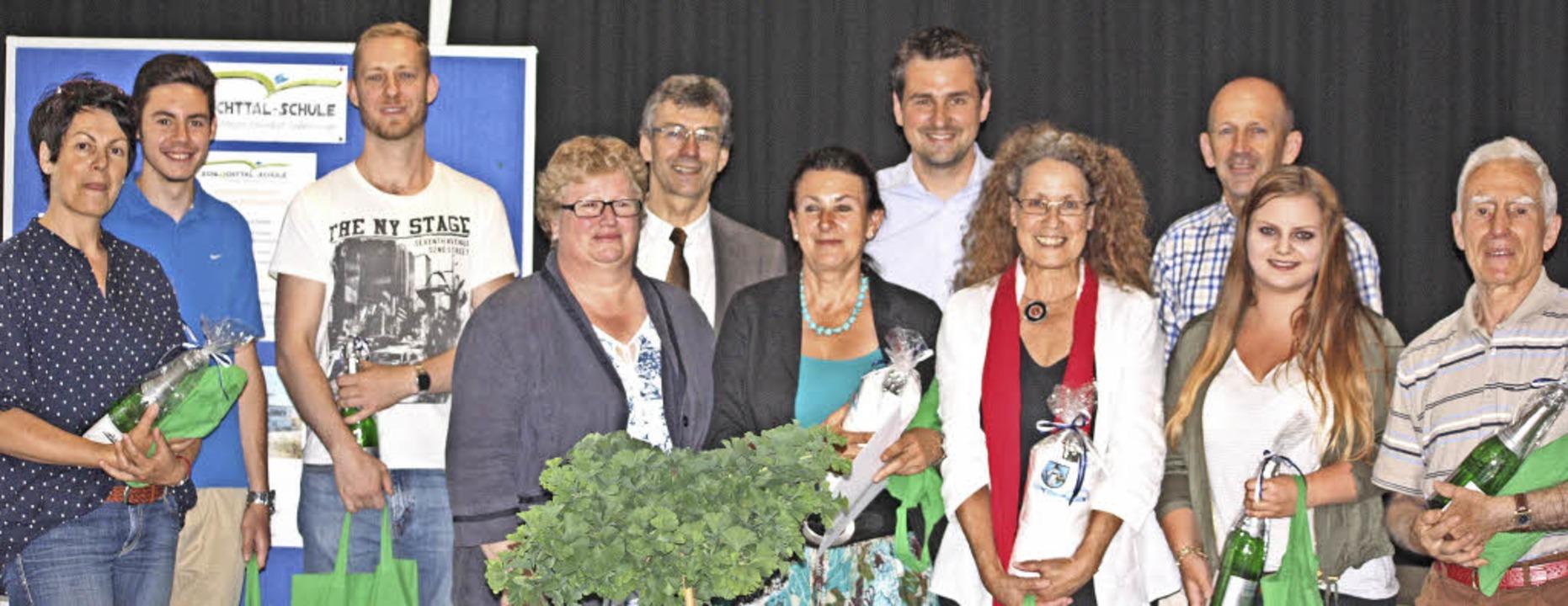 Abschied von beliebten Lehrern - Ühlingen-Birkendorf - Badische Zeitung