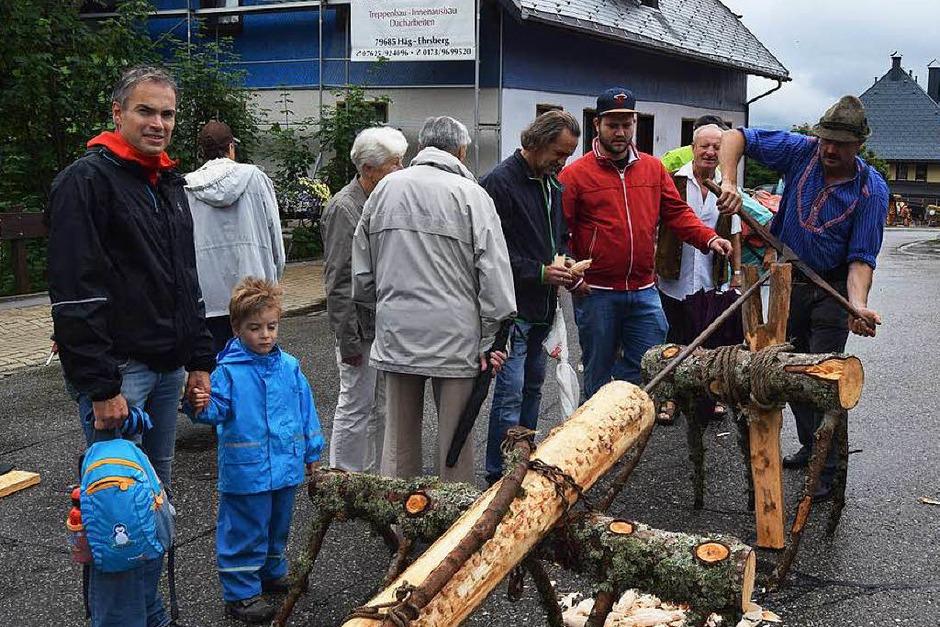 Bildhafte Eindrücke von einem großen Fest: In Todtnauberg drehte sich am Wochenende alles um das Jubiläum zum 750-jährigen Bestehen des Bergdorfes.<?ZP?> (Foto: Ulrike Jäger)