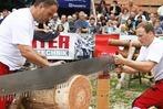 Fotoalbum: Holzfällermeisterschaften in Schuttertal