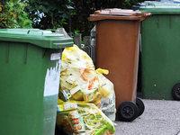Trotz weniger Pro-Kopf-M�ll leichter Anstieg der Abfallgeb�hren