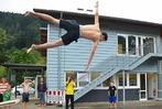 Fotos: Parkour Days in Stegen-Eschbach