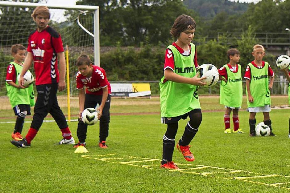 Beim Füchsle-Camp in Elzach steht der Spaß im Vordergrund. (Foto: Daniel Fleig)