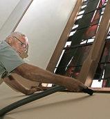 """""""Ich helfe gerne dabei mit, unsere Kirche sauber zu halten"""""""