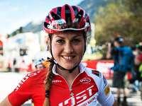 Helen Grobert ist die Nummer zwei beim Cross-Country