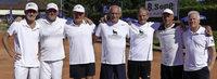 Aufstieg in die h�chste Tennisklasse
