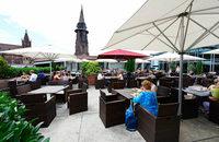 �ber der Stadt: Die sch�nsten Terrassen Freiburgs