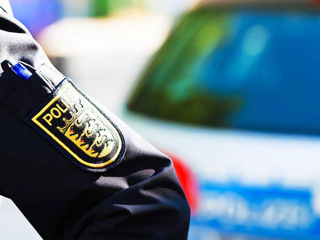 61 j hriger dieb geht mit dem stock auf polizisten los freiburg badische zeitung. Black Bedroom Furniture Sets. Home Design Ideas