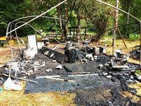 Nach Feuer im Zeltlager von Rheinfelder Jugendgruppe: Camp geht weiter