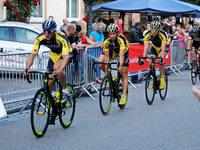 Anspruchsvoller Kurs f�r Rennradler in Mahlberg