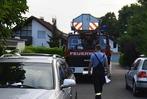 Fotos: Rettungstestfahrt in Rheinfelden