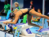Flüchtling, Lebensretterin, Olympia-Teilnehmerin