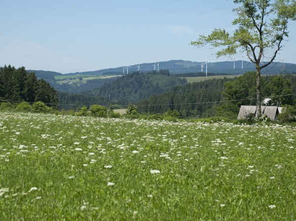 Das Hübschental ist so idyllisch, wie es der Name vermuten lässt. Hier im Schwarzwald entsteht coole Mode, die so schwarz ist, wie der Wald.