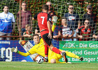Sportclub schl�gt Darmstadt 3:1 beim Kaiserstuhl-Cup