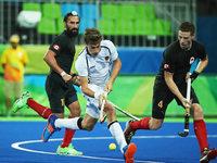 Deutsche Hockey-Herren gewinnen 6:2 gegen Kanada