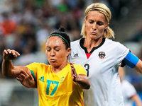 DFB-Frauen schaffen mühevoll Remis gegen Australien
