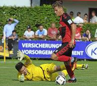 �berzeugend beim Kaiserstuhl-Cup