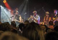 Die Freiburger Band The Nutty Boys: Ziemlich vieldeutig