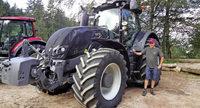 Paradies f�r Fans alter Traktoren