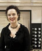 Mit Organistin Maria Abrudan in St. Peter