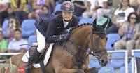Goldmedaillenreiter Michael Jung ist ein Mann f�r flotte Spr�che