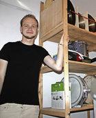Die Band J. Linn's Tricycle stellt Deb�t-CD in G�ndelwangen vor