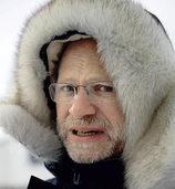 Roland Neuber von der Forschungsstation auf Spitzbergen