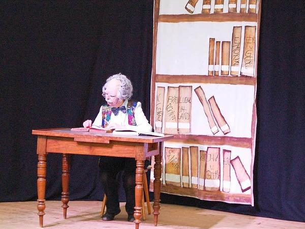 Geschichte ganz unmittelbar auf die Bühne gebracht, das war das in Dachsberg aufgeführte Theaterstück zur Historie von Landschaft und Gemeinde.