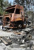 150 H�user auf Madeira zerst�rt