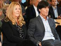 Bundestrainer Jogi L�w und seine Frau Daniela trennen sich