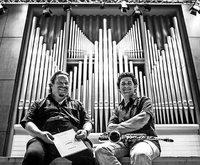 Orgel und Saxophon in St. Cyriak in Sulzburg