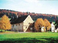 Kloster Sch�nthal im Schweizer Jura ist eine Reise wert