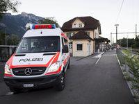 34-J�hrige und Tatverd�chtiger sterben nach Attacke in Zug
