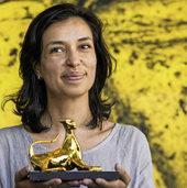 Ralitza Petrova erh�lt Goldenen Leoparden beim Filmfest in Locarno